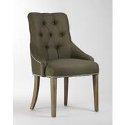 Zentique Anneau Fabric Side Chair