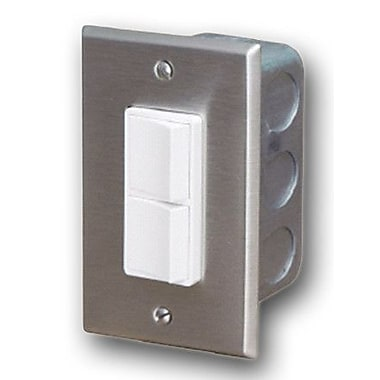 Infratech In-Wall Duplex Switch