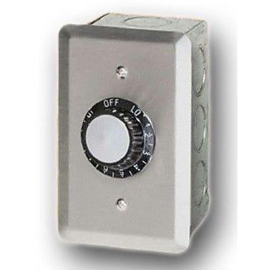 Infratech INF In-Wall Control Thermostat