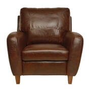 Luke Leather Jennifer Armchair