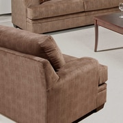 Serta Upholstery Chair; Smoothie Pecan