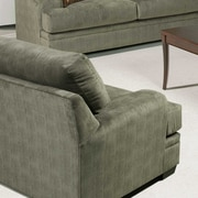 Serta Upholstery Chair; Smoothie Sage