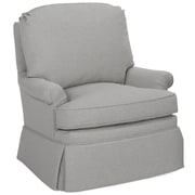 Tory Furniture Luca Armchair; Pewter