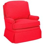 Tory Furniture Luca Armchair; Scarlet