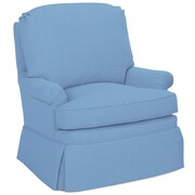 Tory Furniture Luca Armchair; Sky