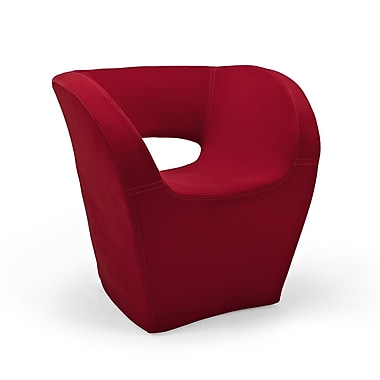 Creative Furniture Pandora Barrel Chair; Red