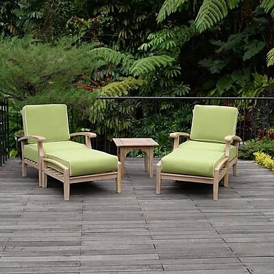 Cambridge Casual Monterey 5 Piece Sunbrella Conversation Set w/ Cushions