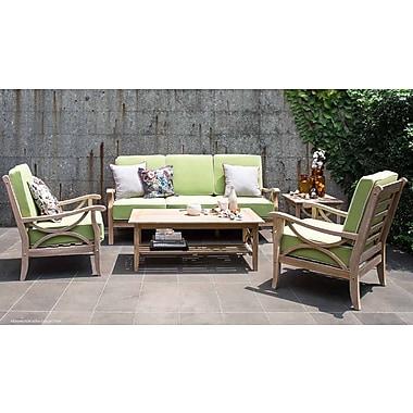 Cambridge Casual Kensington 5 Piece Sofa Set w/ Cushions