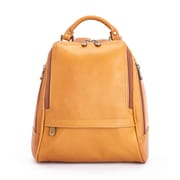Royce Leather Tan Colombian Leather Women's Sling Backpack (676-TAN-VL)