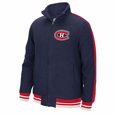 Reebok CCM Montreal Canadiens Full-Zip Jacket, XX Large