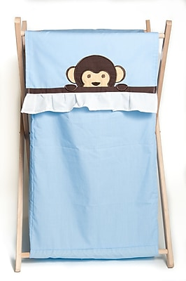 Pam Grace Creations Maddox Monkey Laundry Hamper