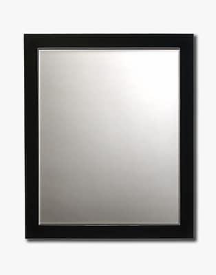 Printfinders Wall Mirror; 36'' H x 30''