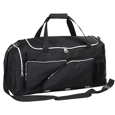 Preferred Nation Turbo Sport 25'' Duffel; Black