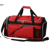 Preferred Nation Turbo Sport 25'' Duffel; Red