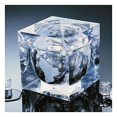 William Bounds Grainware Luxury Ice Buckets Planet Earth Ice Bucket