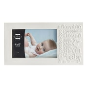 Prinz Bundle Of Joy 'Baby' Matte Resin Picture Frame