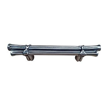 D'Artefax 3'' Center Bar Pull; Bronze