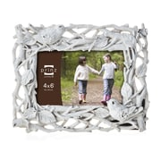 Prinz Nature's Retreat Resin Picture Frame; 6'' x 4''