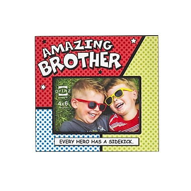 Prinz 'Brother' Dynamic Duos Picture Frame