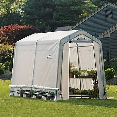 ShelterLogic GrowIt 6 Ft. W x 8 Ft. D Greenhouse