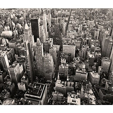 3 Panel Photo N.Y.C Photographic Print on Canvas; 28'' H x 24'' W x 1'' D
