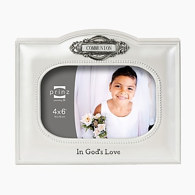 Prinz 'Communion' Count Your Blessings Picture Frame