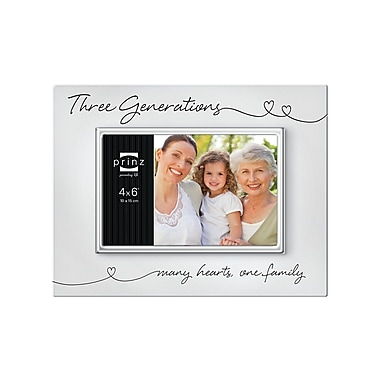 Prinz '3 Generations' from the Heart Picture Frame