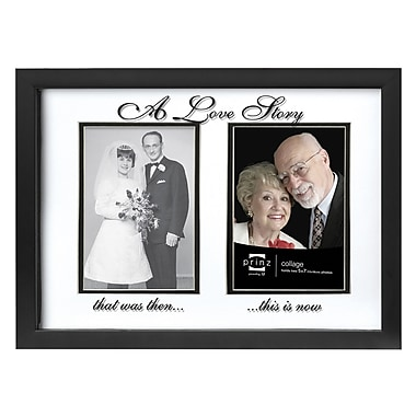 Prinz Two Opening Forevermore 'A Love Story' Picture Frame