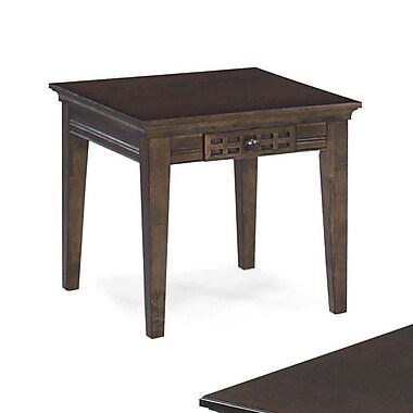 Progressive Furniture Casual Traditions End Table