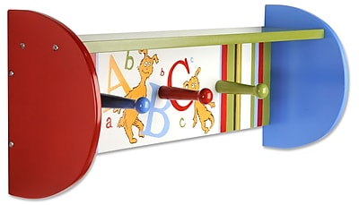 Trend Lab Dr. Seuss ABC Shelf w/ Pegs