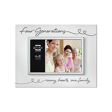 Prinz '4 Generations' from the Heart Picture Frame