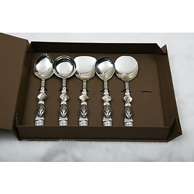 Filigree 5 Piece Specialty Spoon