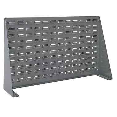 Akro Mils 20'' H Louvered Bench Rack
