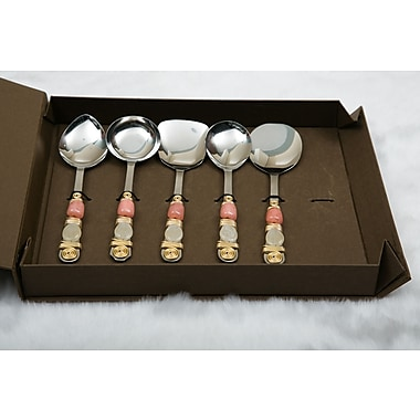 Filigree 5 Piece Specialty Spoon