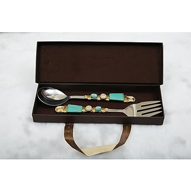 Filigree 2 Piece Salad Server Set