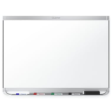 Quartet Prestige 2 Board, Aluminum Finish Frame, 3' x 2'