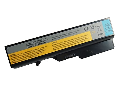 Nine-Cell 6600mAh Li-Ion Laptop Battery for IBM (NM-57Y6455-9)