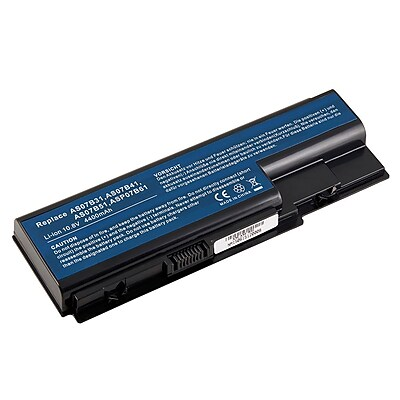 DENAQ 6-Cell 6600mAh Li-Ion Laptop Battery for