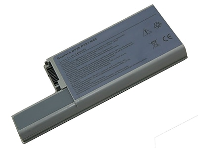 6-Cell 4400mAh Li-Ion Laptop Battery for DELL