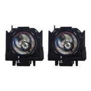 V7® 300 W Projector Replacement Lamp, Black (VPL2074-1N)