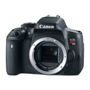 Canon® EOS Rebel T6i EF-S 24.2 MP DSLR Camera with 18 - 55 mm Lens Video Creator Kit, Black
