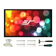 """Elite Screens® SableFrame 2 Fixed Frame Projector Screen, 109"""""""