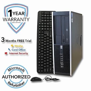 Refurbished HP 6000 PRO 250G HDD 8G DDR3 RAM, Dual Core E6300 2.8GHz, W7Pro 64