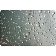 Allsop Widescreen Metallic Raindrop Mouse Pad (ALS29648)