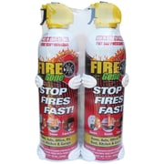 Fire Gone 2-fg-7209 16oz Fire Gone® Suppressant With Bracket, 2 Pk