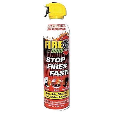 Fire Gone Fg-007-102 Fire Gone® Fire Suppressant