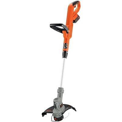 Black & Decker 20-volt Lithium String Trimmer & Edger With 2-amp Battery
