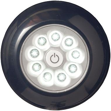 Light It! – Lampe tout usage à 9 DEL, très brillant, noir (FCM30015303)