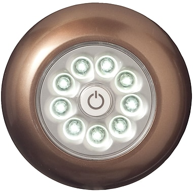 Light It! 9-LED Anywhere Light Xb, Bronze (FCM30015307)