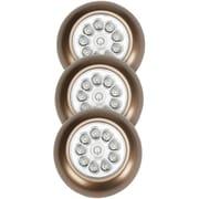 Light It! 9-LED Anywhere Light Xb, Bronze